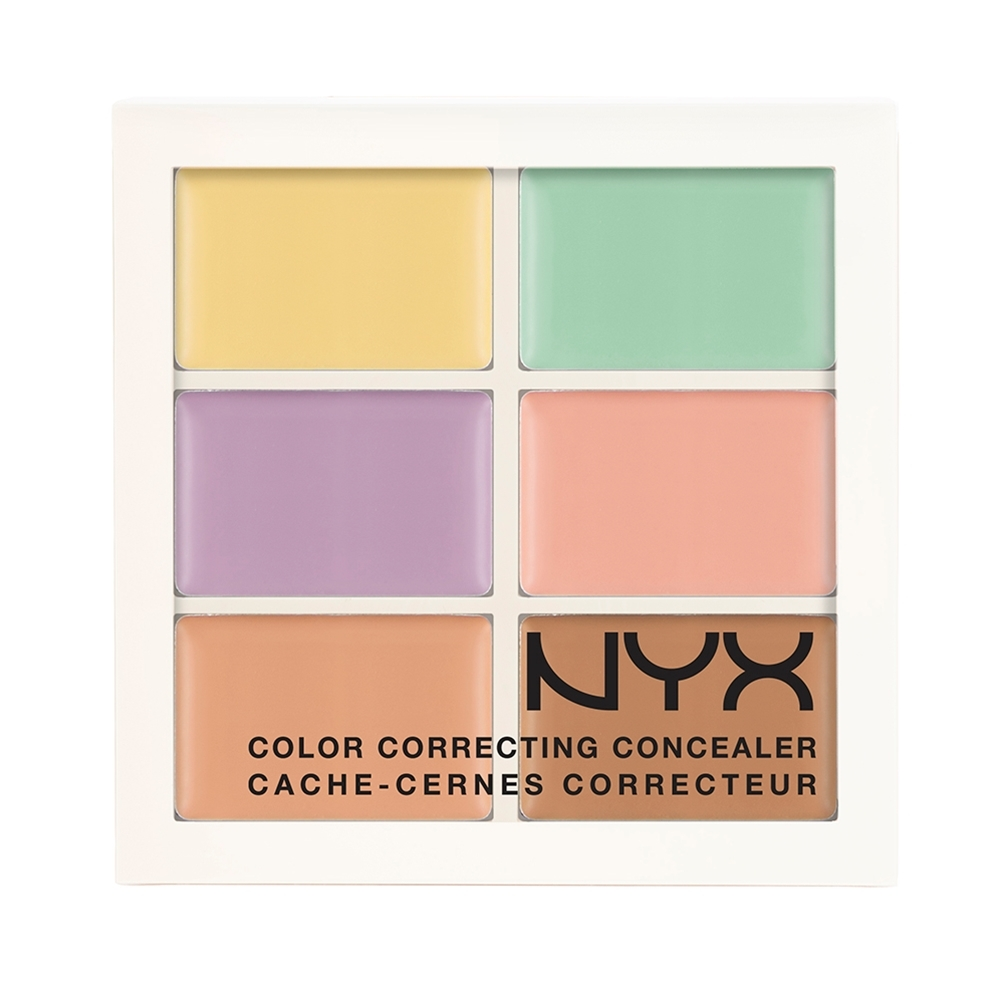 NYX  Палитра корректоров COLOR CORRECTING PALLETE