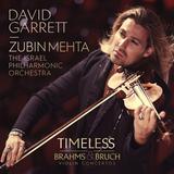 David Garrett / Timeless - Brahms & Bruch Violin Concertos (Deluxe Edition)(CD+DVD)