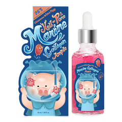 Elizavecca Witch Piggy Hell-pore Marine Collagen Ample - Сыворотка для лица с морским коллагеном