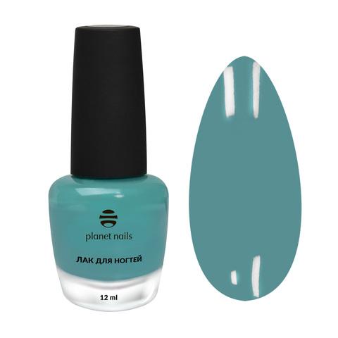 Planet Nails, Лак для ногтей с эффектом гелевого покрытия (881) 12 мл