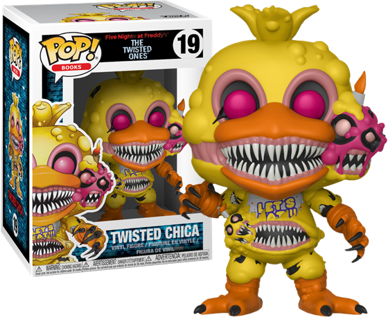 Купить «Фигурка Funko POP! Vinyl: Books: FNAF: Twisted ...