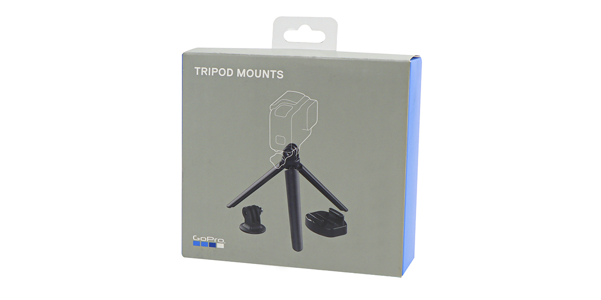 Крепления на штатив GoPro Tripod Mounts (ABQRT-002)  упаковка