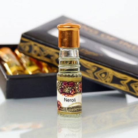 Масло парфюмерное Ваниль 2,5 мл