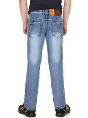 6138 джинсы мужские, голубые