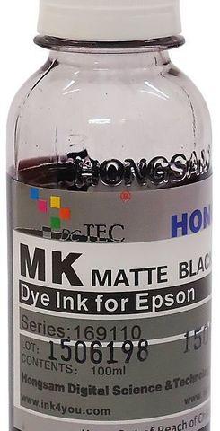 Чернила водные DCTec R1900MKD Matte Black 100мл. Серия 169600
