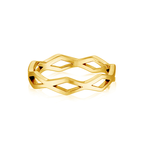 Кольцо MANA (Золото)