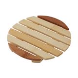 Подставка под горячее бамбук 16 х 1,2 см, артикул 28LB-4004, производитель - Hans&Gretchen