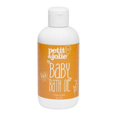 Масло для ванны для младенцев, 200 мл (PETIT&JOLIE)