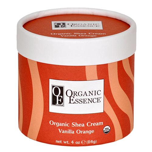Органический крем с маслом Ши для рук и тела