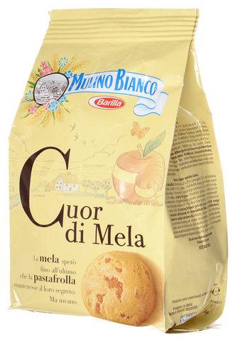 Печенье песочное Mulino Bianco Cuor di Mela, 250 г