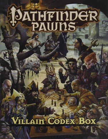 Pathfinder: Villian Codex Pawn Box
