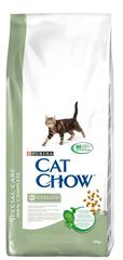 Cat Chow Sterilized 15кг.