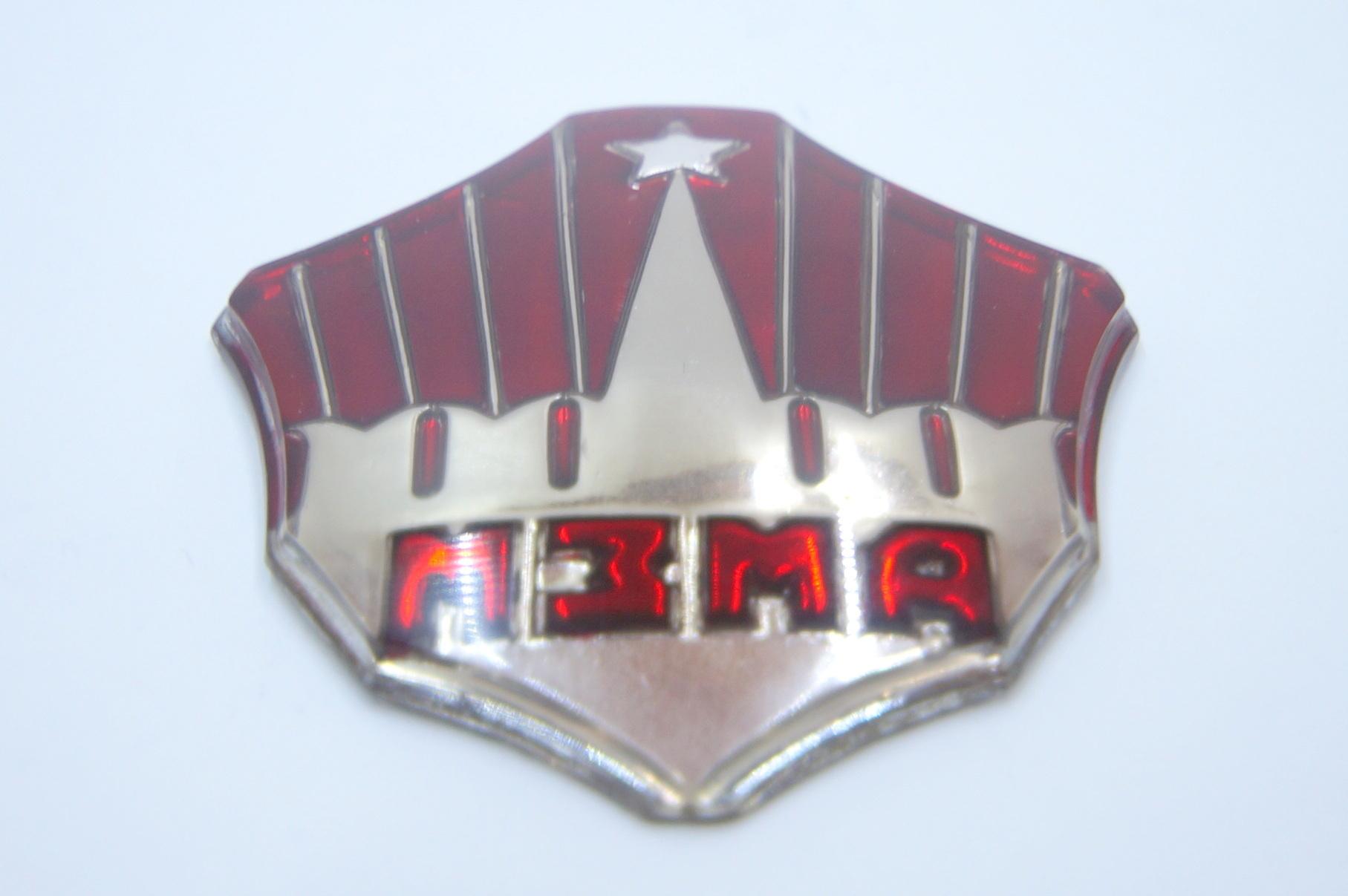 Эмблема капота Москвич 402, 407, 403