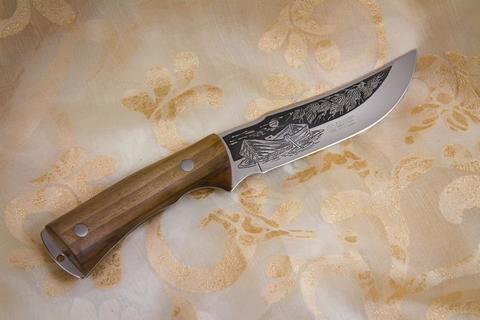 Туристический нож Рыбак-2 Sandvik 12с27