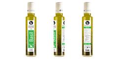 Оливковое масло с базиликом Delicious Crete 250 мл