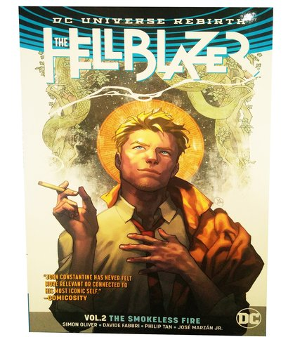 The Hellblazer Vol. 2: The Smokeless Fire (Rebirth)