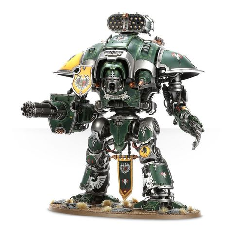 IMPERIAL KNIGHT WARDEN (NEW)