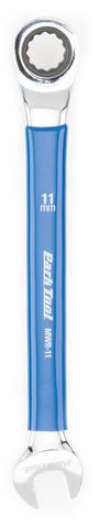 комбинированный с трещоткой, 11мм (PTLMWR-11)