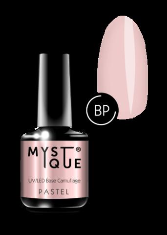 Mystique Камуфлирующее базовое покрытие «Pastel» 15 мл