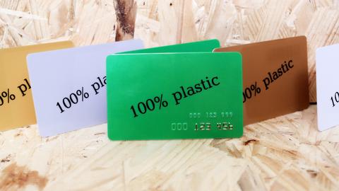 Пластиковые карты недорого