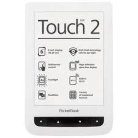 PocketBook 626 Touch Lux 2 White