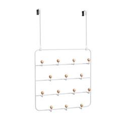 Органайзер для аксессуаров ESTIQUE с надверными креплениями белый Umbra