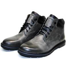 Зимние ботинки мужские Ikoc 3620-3 S
