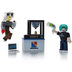Набор фигурок Роблокс Инновационная Лаборатория - Roblox Innovation Labs, Jazwares