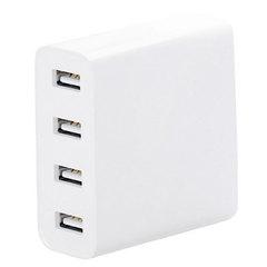 Зарядное устройство Xiaomi на 4 USB порта (2,4А)