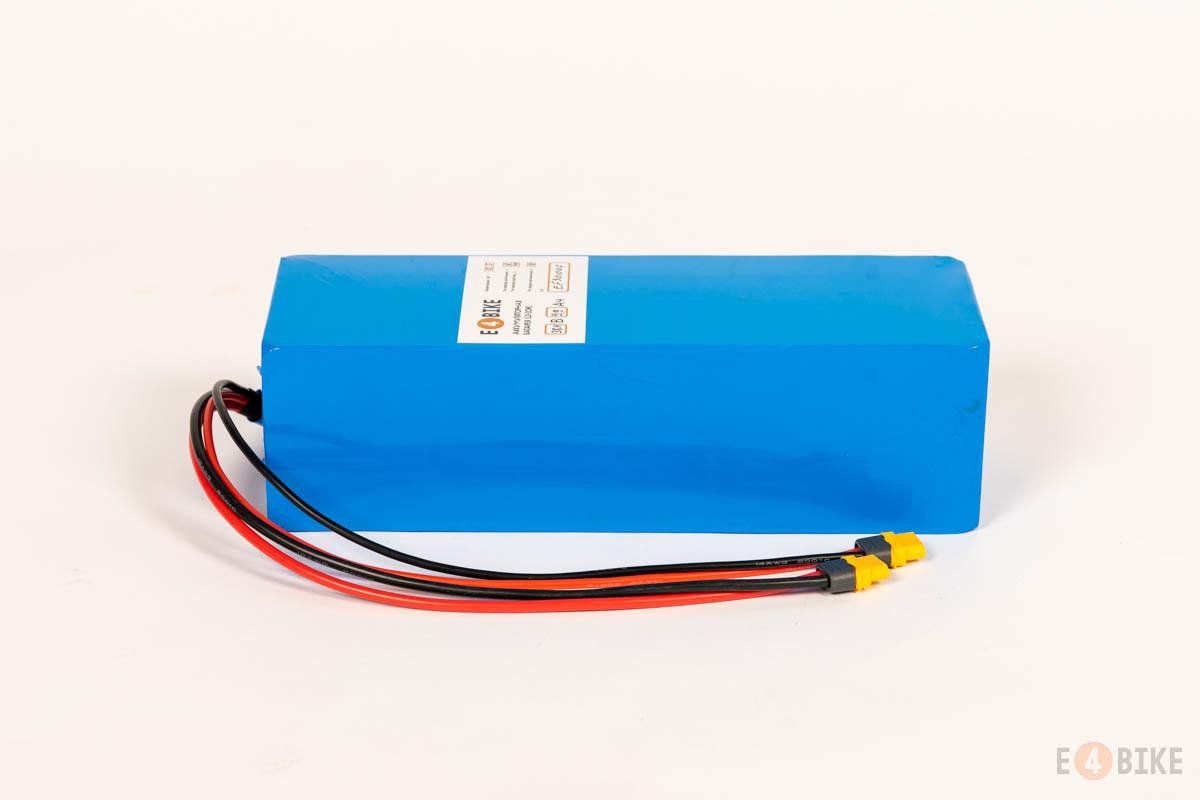 Аккумуляторная батарея LiFePO4 36 В 10 Ач (370 Втч)