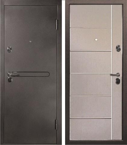 металлические железные двери толщина 85 мм