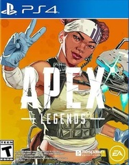 PS4 Apex Legends. Lifeline Edition (русская версия)