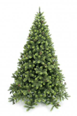 Ёлка Beatrees Лесная Красавица 210 см. светло-зелёная