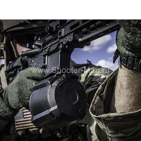 Магазин Magpul PMAG D-60 для AR/M4 5.56X45MM