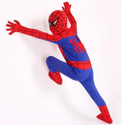 Костюм Человек паук в красном — Spider-Man costume