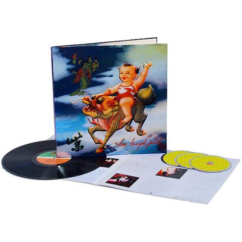 Stone Temple Pilots / Purple (25th Anniversary)(Super Deluxe Edition)(LP+3CD)
