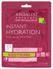 """Маска-сыворотка для лица увлажняющая """"1000 роз"""", Andalou Naturals"""