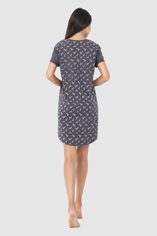 LDR2369 Домашнее платье женское