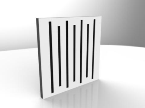 Акустический поролон панель ECHONON Studio-10 200-1600 Hz