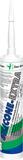 Герметик Cтекольно-строительный силиконовый DB Silicone-Extra 310мл (12шт/кор)