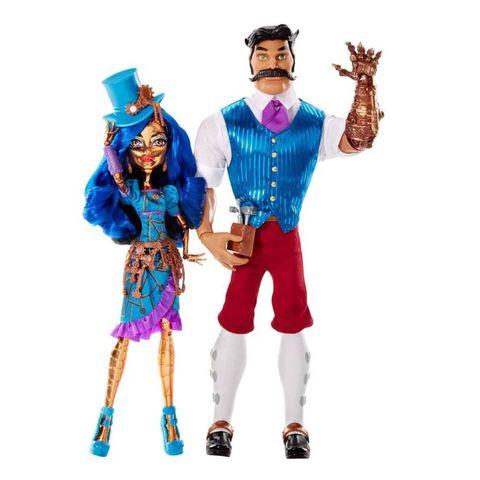 Куклы Монстер Хай Робека Стим Хексикай Стим - Комик-Кон 2016, Mattel