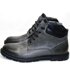 Ботинки зимние мужские интернет магазин Ikoc 3620-3 S