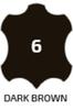 006 Краситель COLOR DYE, стекло, 25мл. (dark brown)