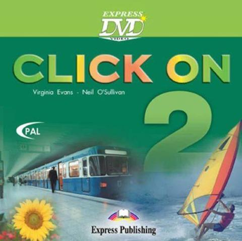 Click On 2. DVD Video. PAL. Elementary. DVD видео