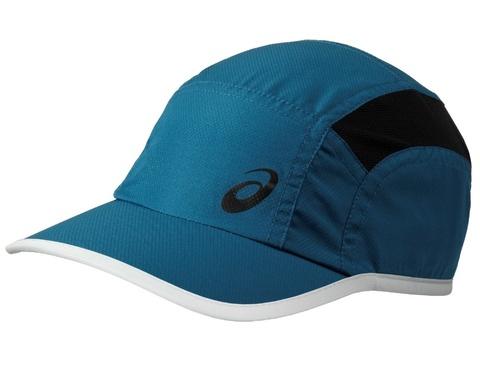Бейсболка Asics Running Cap синяя