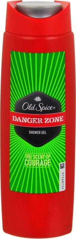 Old Spice. Danger Zone. Гель для душа