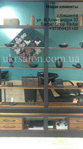 Фото 1 интерьера Barber Shop Reitar