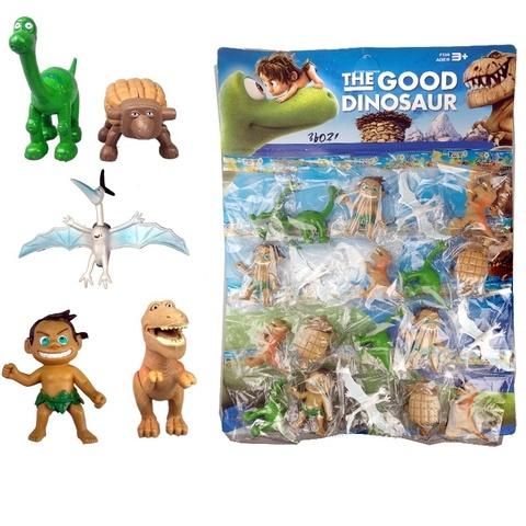 Коллекция игрушек на блистере Мой хороший динозавр  1кор*1бл*20 шт.