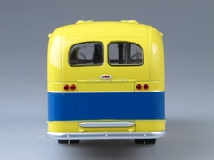 ZIS-155 blue-yellow 1:43 AutoHistory