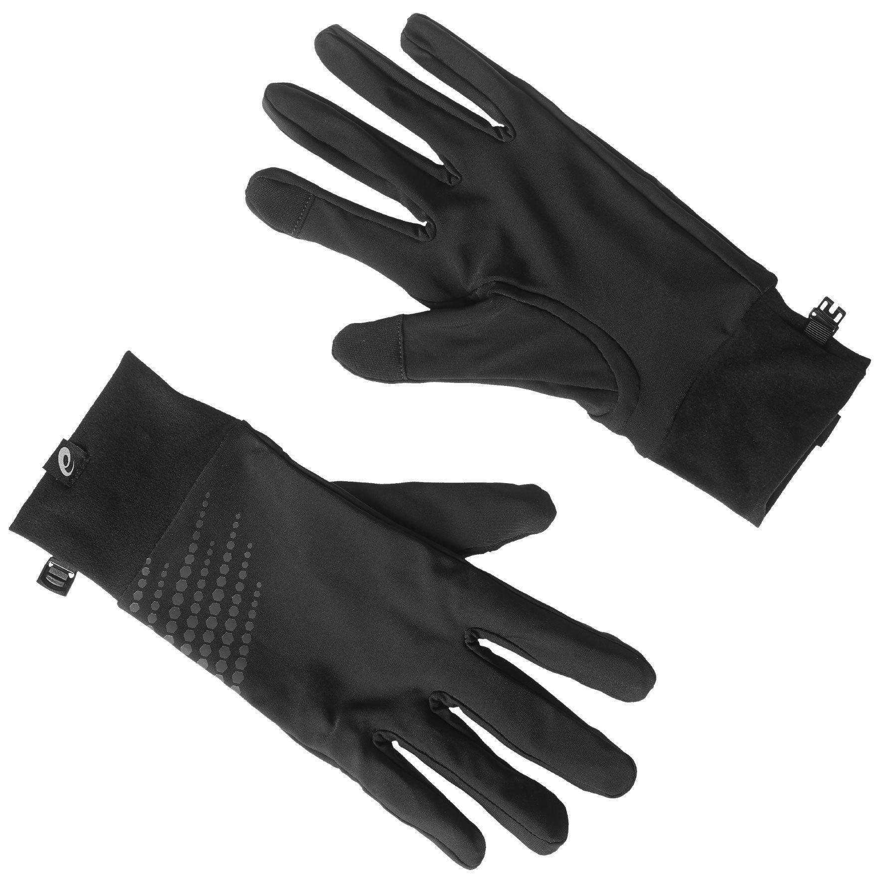 Перчатки для бега Asics Basic Performance 134927 0904